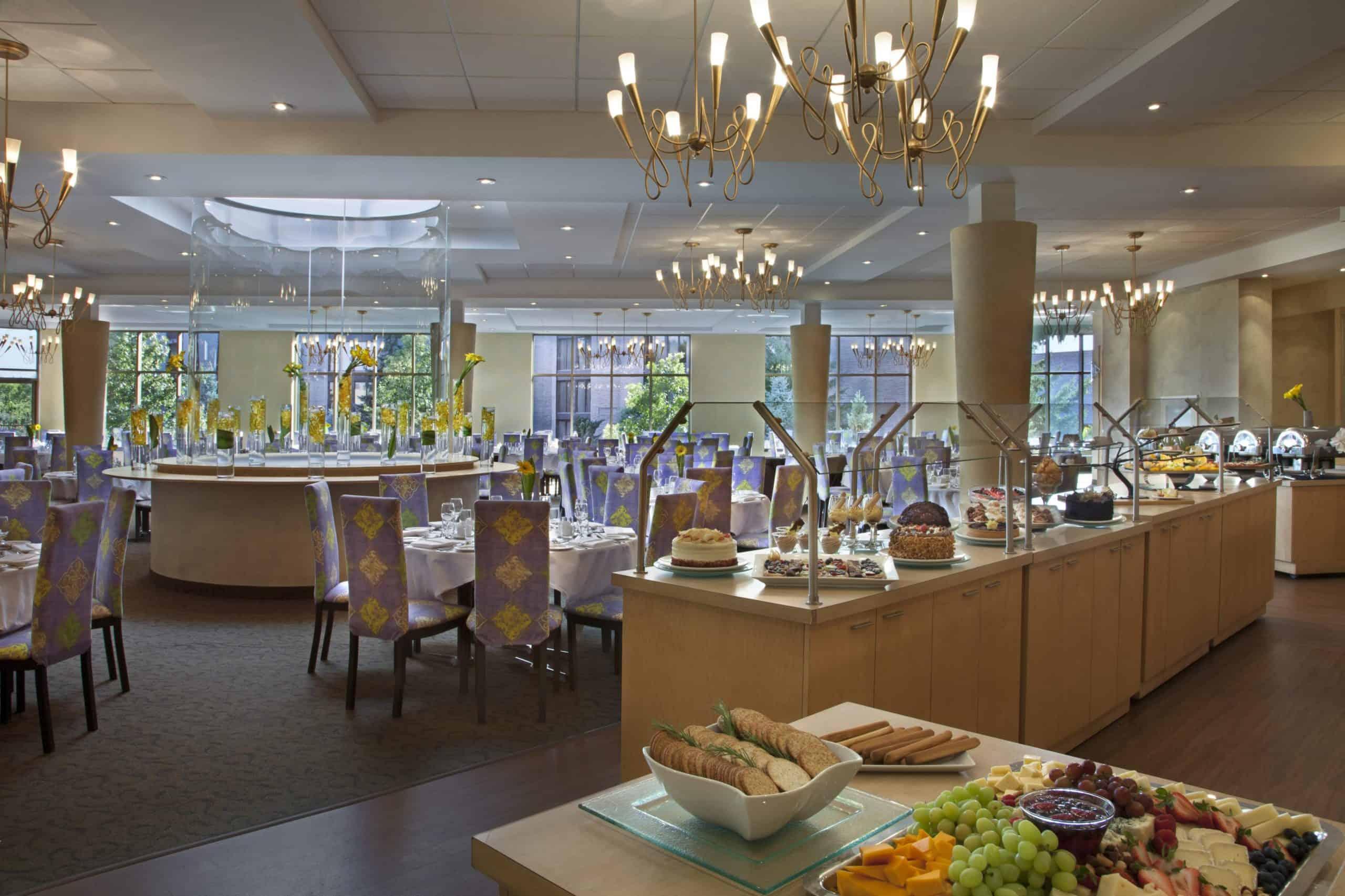 Sunhill Restaurant Buffet at the White Oaks.