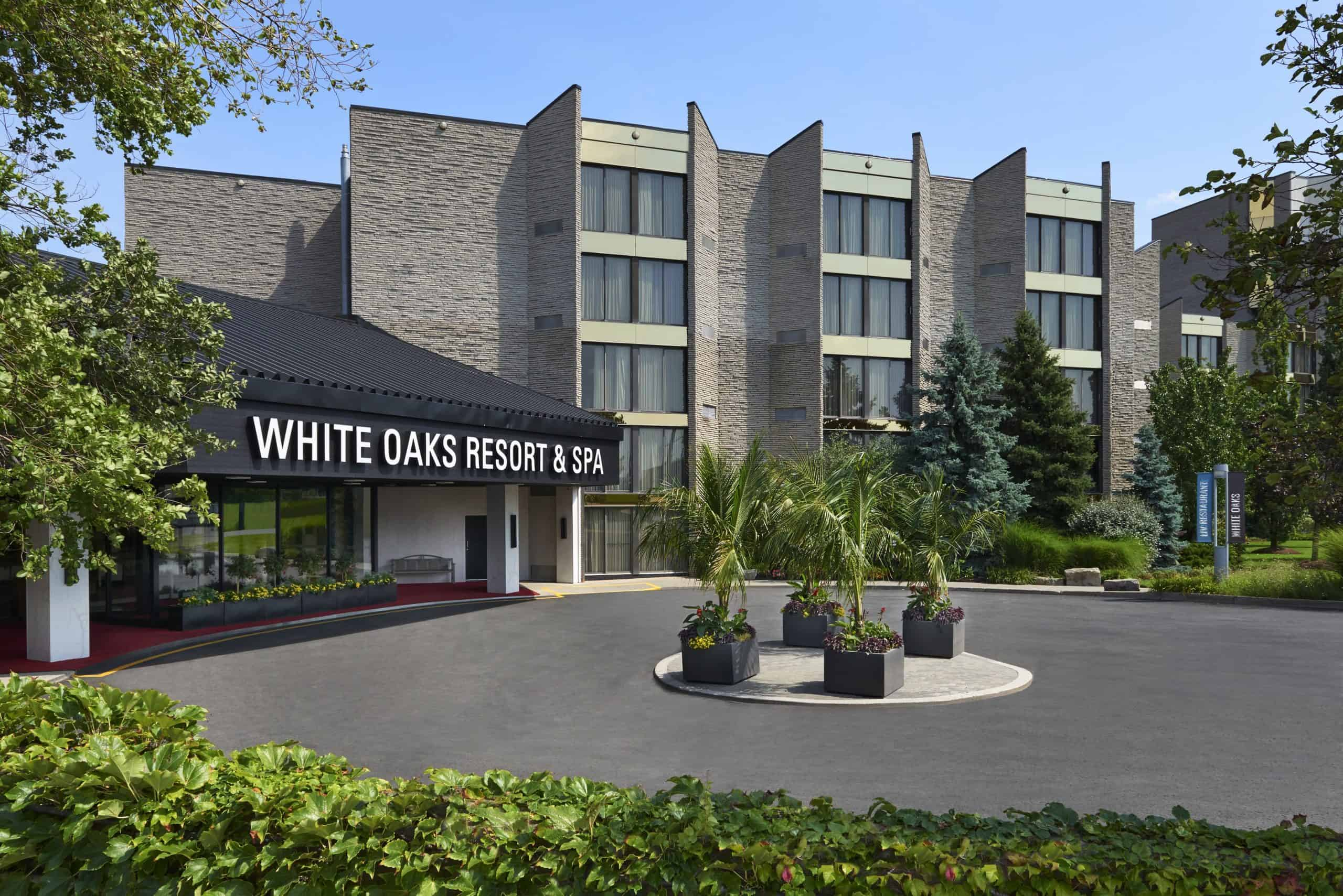 White Oaks Conference Resort and Spa.